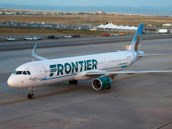 Frontline airlines started its service to Sangster International Airport, Jamaica