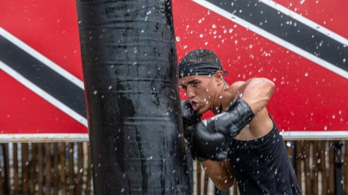 Eldric Sella, a Venezuelan qualified for Tokyo Olympics