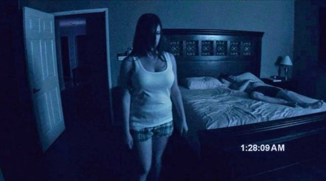 Paranormal Activity - Horror Film Series