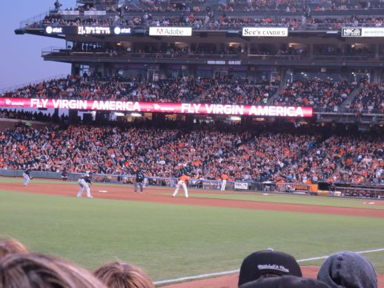 From Left Field