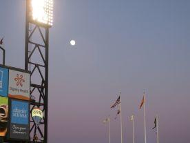 Full Moon over ATT Park