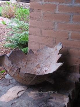 MSLO Broken Water Urn