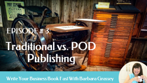 Self publish or traditional publisher?
