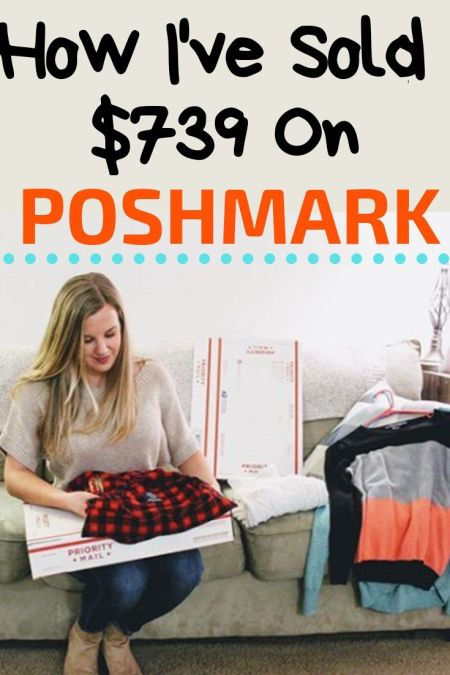 poshmark tips / selling clothes online