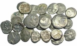 3rd-1st_century_bc_ancient_silver_greek_coins