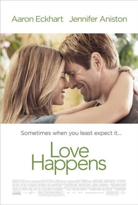 Love Happens starring Jennifer Aniston & Aaron Eckhart