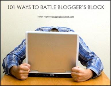 101waystobattlebloggersblock