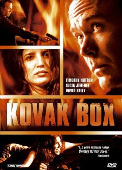 The Kovak Box starring Timothy Hutton, Lucía Jiménez & David Kelly