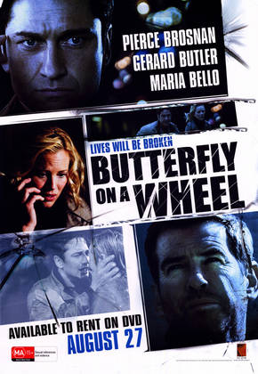 butterfly on a wheel movie poster