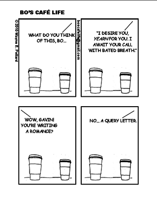 query letter, writing query letters