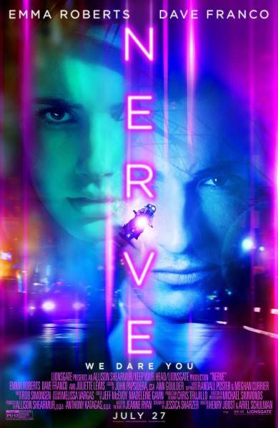 Nerve movie poster