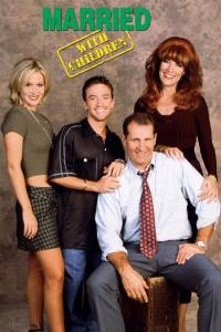 Applegate), Bud Bundy (David Faustino), Al Bundy (Ed O'Neill) and Peggy Bundy (Katey Sagal).