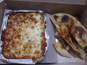 Minced Chicken Lasagna
