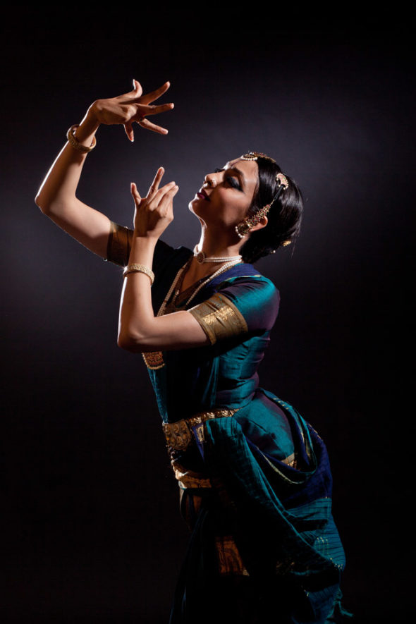 Seeta Patel in Something Then, Something Now (photo @ Stephen Berkeley White)