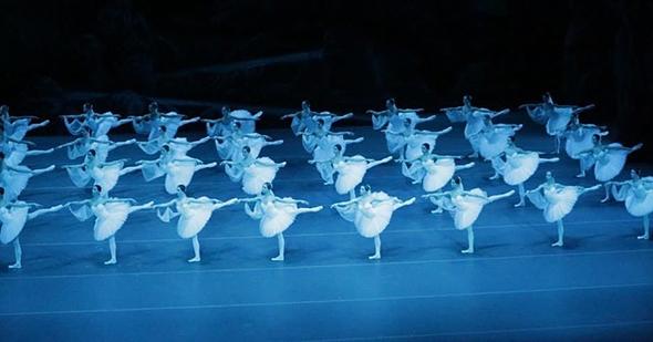 Bolshoi Ballet La Bayadère