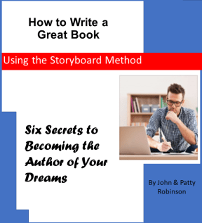 Six secretes to becomeing the author of your dreams
