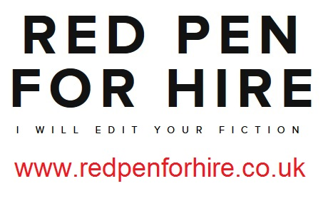 Red pen for hire editing