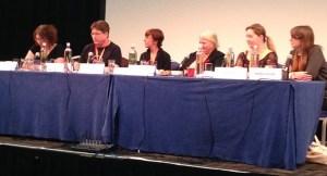 Genre publishing panel