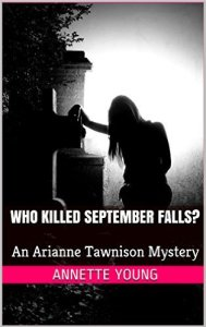 Who killed September Falls cover
