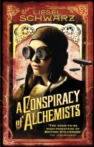 conspiracy of alchemists cover