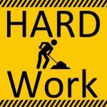 Hard Work & ADHD – About Facing Difficulty
