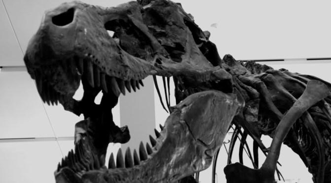 The Dinosaurs of Toronto