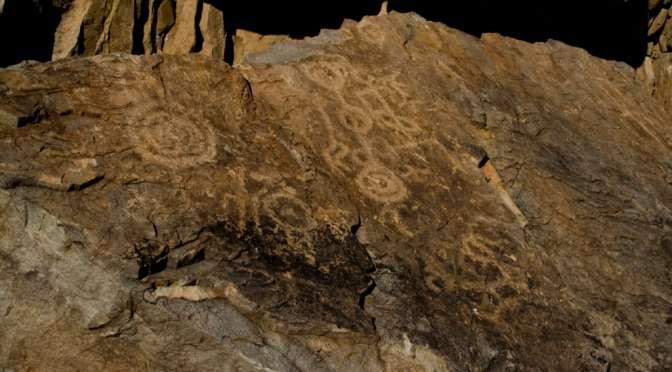 Petroglyphs!