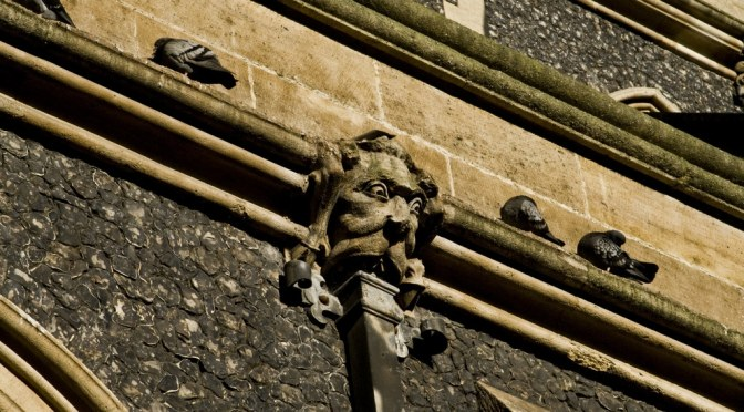 The Monsters of Southwark Cathedral