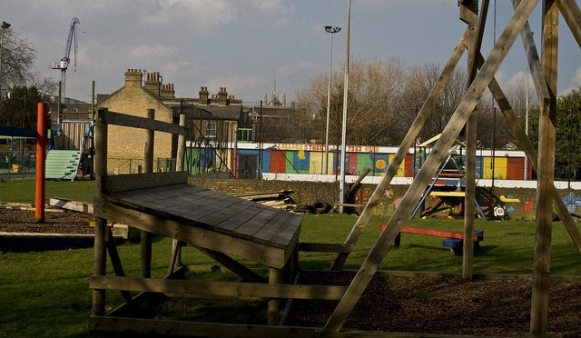 Closing Lollard Street Adventure Playground