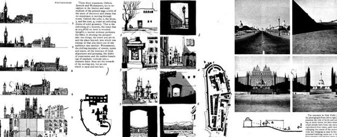 Gordon Cullen's Concise Townscape