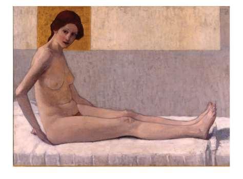 Seated Nude (marietta) 1907