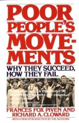 Poor People's Movements: Piven and Cloward