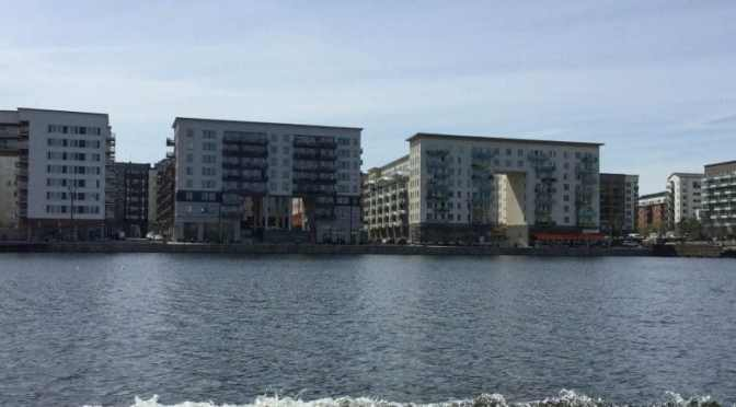 Disappointing Boat Tours of European Cities 2: Stockholm