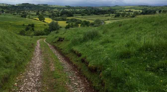 Walk: Wigber Low – Tissington – Fenny Bentley – Ashbourne – Kniveton