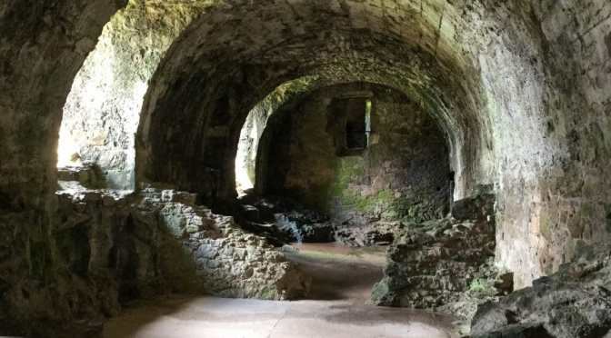 Stone, Flowers and Violence: Dirleton Castle