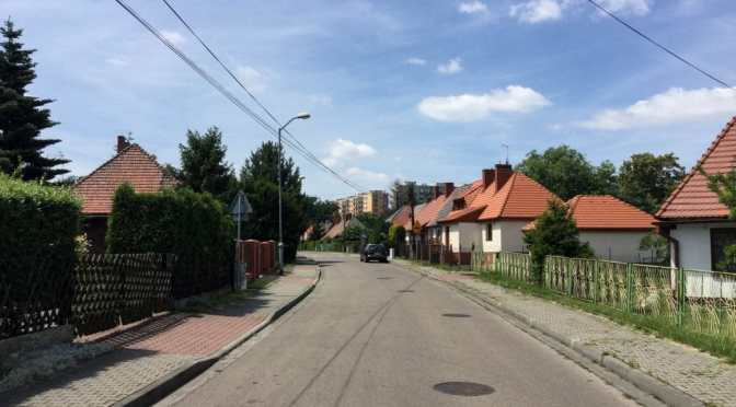 Giszowiec — Housing Polish Miners pt 2