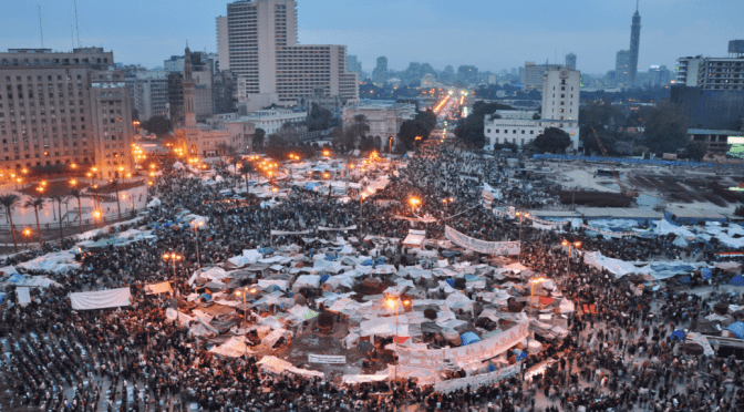 Hamid Dabashi on the Arab Spring