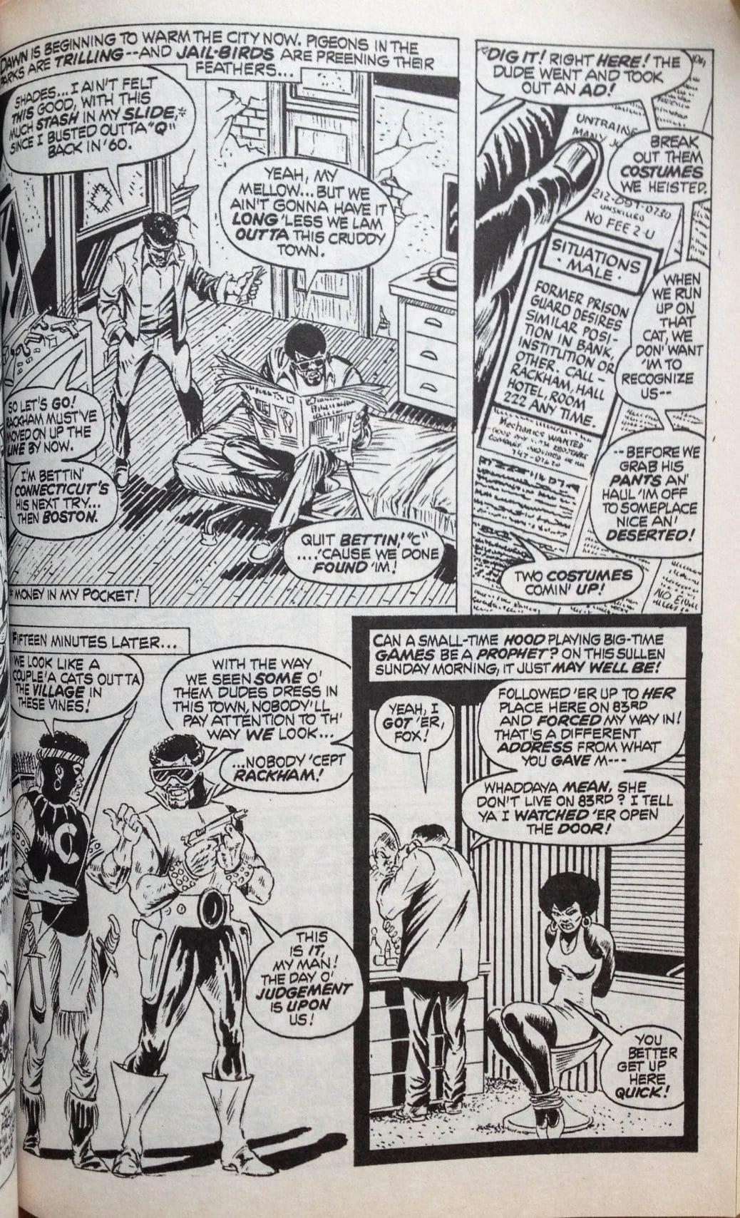 comics Archives - Andrea Gibbons