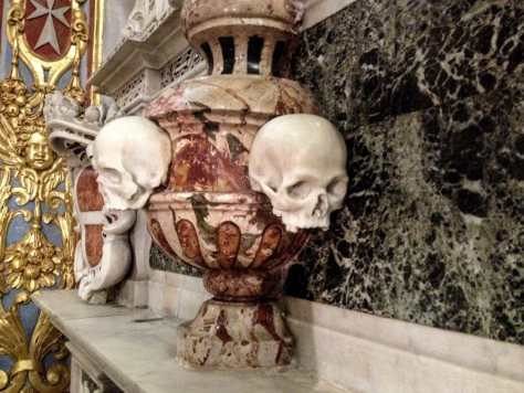 Death - St John's Co-Cathedral