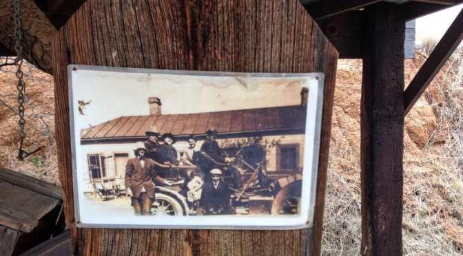 Buffalo Bill Cody's Mines: Old Maudina and Campo Bonito