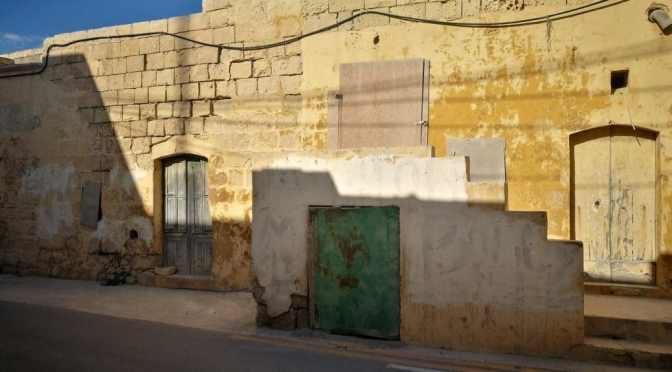Għarb to Marsalforn, Gozo