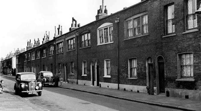 The Importance of Residence: Willmott and Young on Bethnal Green