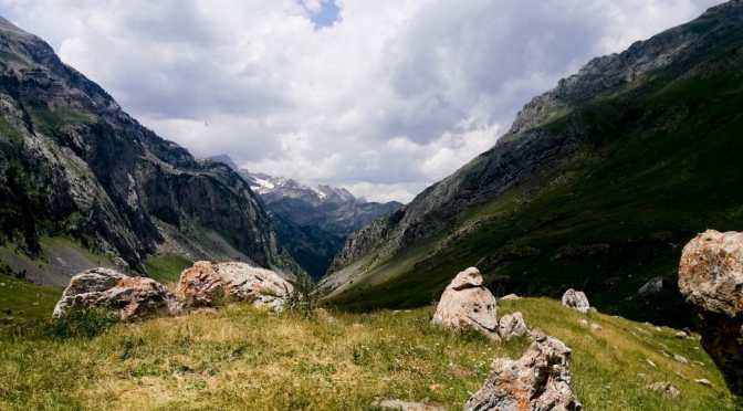 A Most Beautiful Place: In search of the Dolmen of Izas