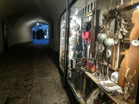 arcade, Graz