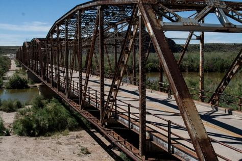 Bridge over the Gila