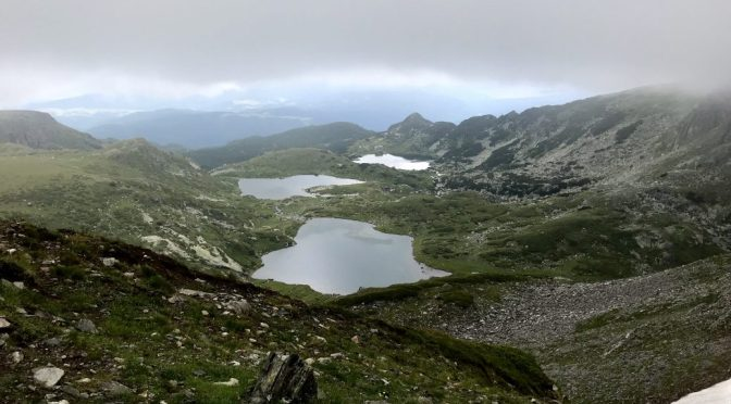 Walking the Seven Rila Lakes