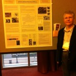 Cynthia Scott at CCCC 2012 Undergraduate Researcher Poster Session