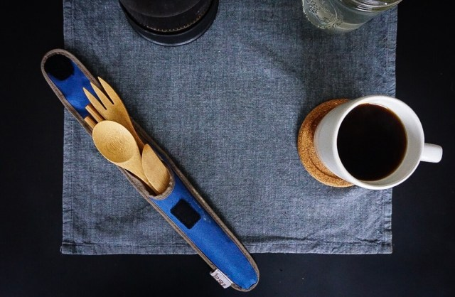 Bamboo utensils_packing for a sustainable cookout