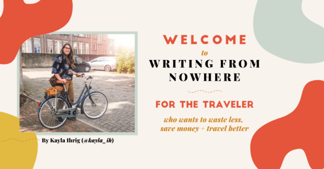 Writing From Nowhere_Kayla Ihrig