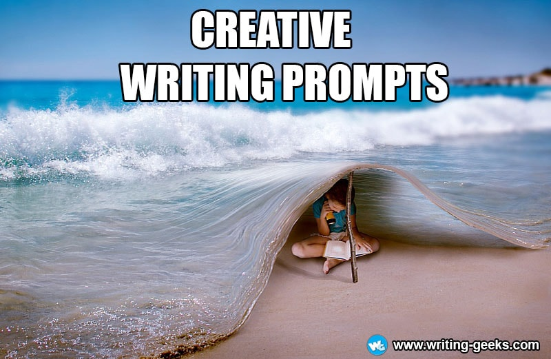 creative writing photo prompts
